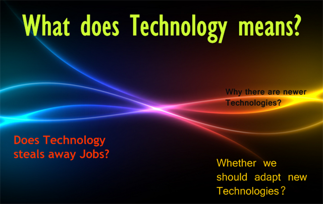 technology meaning does technical means